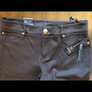 INC brown pants